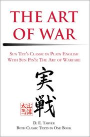 Cover of: The Art of War - Sun Tzu's Classic in Plain English With Sun Pin's
