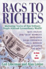 Cover of: Rags To Riches