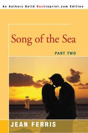 Cover of: Song of the Sea
