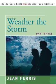 Cover of: Weather the Storm