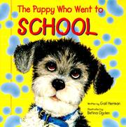 Cover of: The Puppy Who Went to School (Reading Railroad Books)