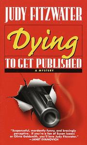 Cover of: Dying to get published