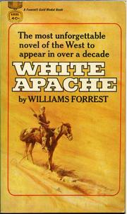 Cover of: White Apache