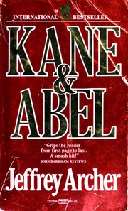 Cover of: Kane & Abel