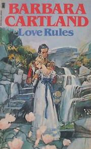 Cover of: Love Rules