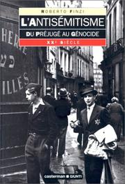 Cover of: L' antisémitisme