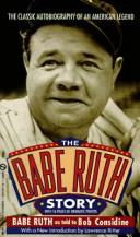 Cover of: The Babe Ruth Story