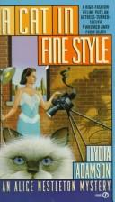 Cover of: A Cat in Fine Style (Alice Nestleton Mystery)