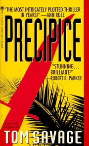 Cover of: Precipice