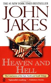 Cover of: Heaven and Hell (North and South Trilogy Series Volume 3)