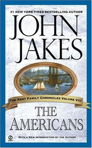 Cover of: The Americans (Kent Family Chronicles)