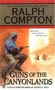 Cover of: Ralph Compton Guns of the Canyonlands