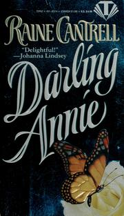 Cover of: Darling Annie