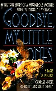 Cover of: Good-Bye, My Little Ones