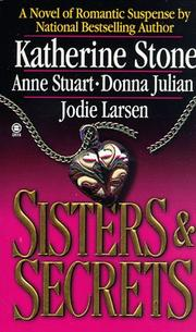 Cover of: Sisters and Secrets: a novel in four parts