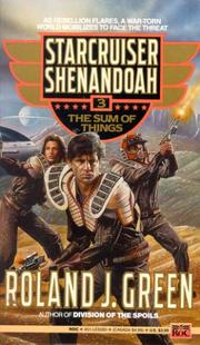 Cover of: The Sum of Things (Starcruiser Shenandoah)