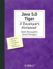 Cover of: Java 1.5 Tiger