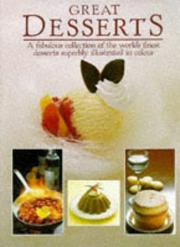 Cover of: Great Desserts