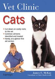 Cover of: Cats (Vet Clinic)