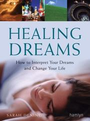 Cover of: Healing Dreams