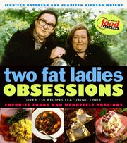 Cover of: Two Fat Ladies Obsessions