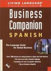 Cover of: Business Companion