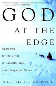 Cover of: God at the Edge: Searching for the Divine in Uncomfortable and Unexpected Places