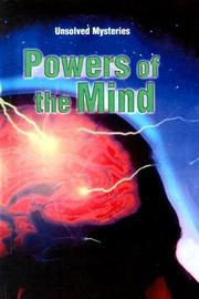Cover of: Powers of the mind