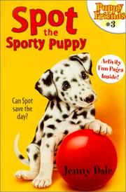 Cover of: Spot the Sporty Puppy (Puppy Friends)
