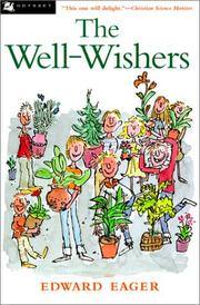 Cover of: Wellwishers (Odyssey/Harcourt Young Classic)