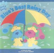 Cover of: Blue's Best Rainy Day