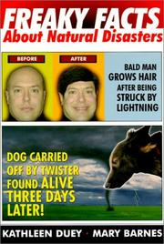 Cover of: Freaky Facts about Natural Disasters