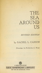 Cover of: The Sea around Us