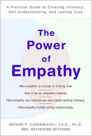 Cover of: The Power of Empathy