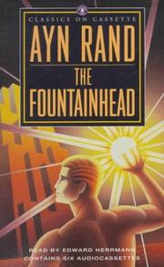 Cover of: Fountainhead, The Cassette