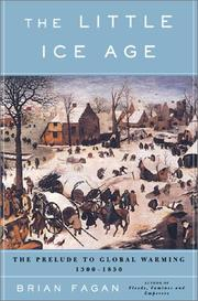 Cover of: The Little Ice Age