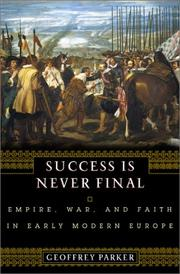 Cover of: Success Is Never Final