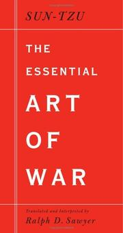 Cover of: The Essential Art Of War