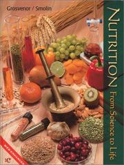 Cover of: Nutrition