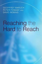 Cover of: Reaching the hard to reach