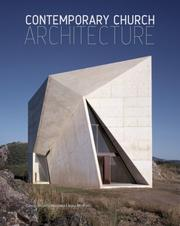 Cover of: Contemporary Church Architecture