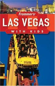 Cover of: Frommer's Las Vegas with Kids (Frommer's With Kids)