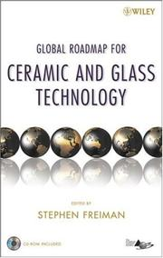 Cover of: Global Roadmap for Ceramic and Glass Technology with CD-ROM