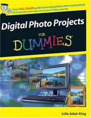 Cover of: Digital Photo Projects For Dummies (For Dummies (Computer/Tech))
