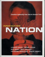 Cover of: Innovation Nation