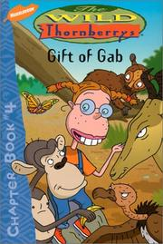 Cover of: Gift of Gab (Wild Thornberry's Chapter Books)