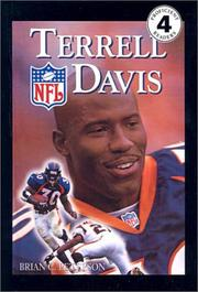 Cover of: Terrell Davis (Dorling Kindersley NFL Readers)