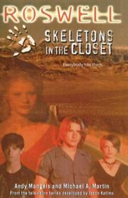 Cover of: Skeletons in the Closet (Roswell (Simon Pulse))