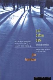 Cover of: Just Before Dark