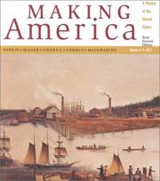 Cover of: Making America